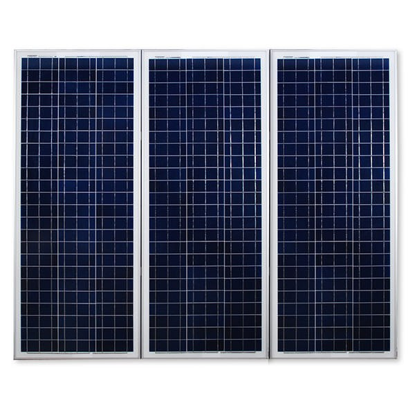 KC03-S (3) Panel Series Solar Array