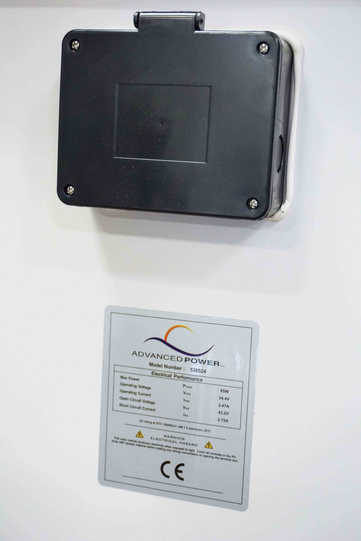 85W 34V Solar Panel