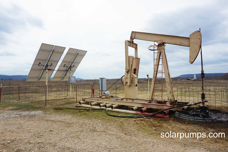7.5HP Crude Solar System