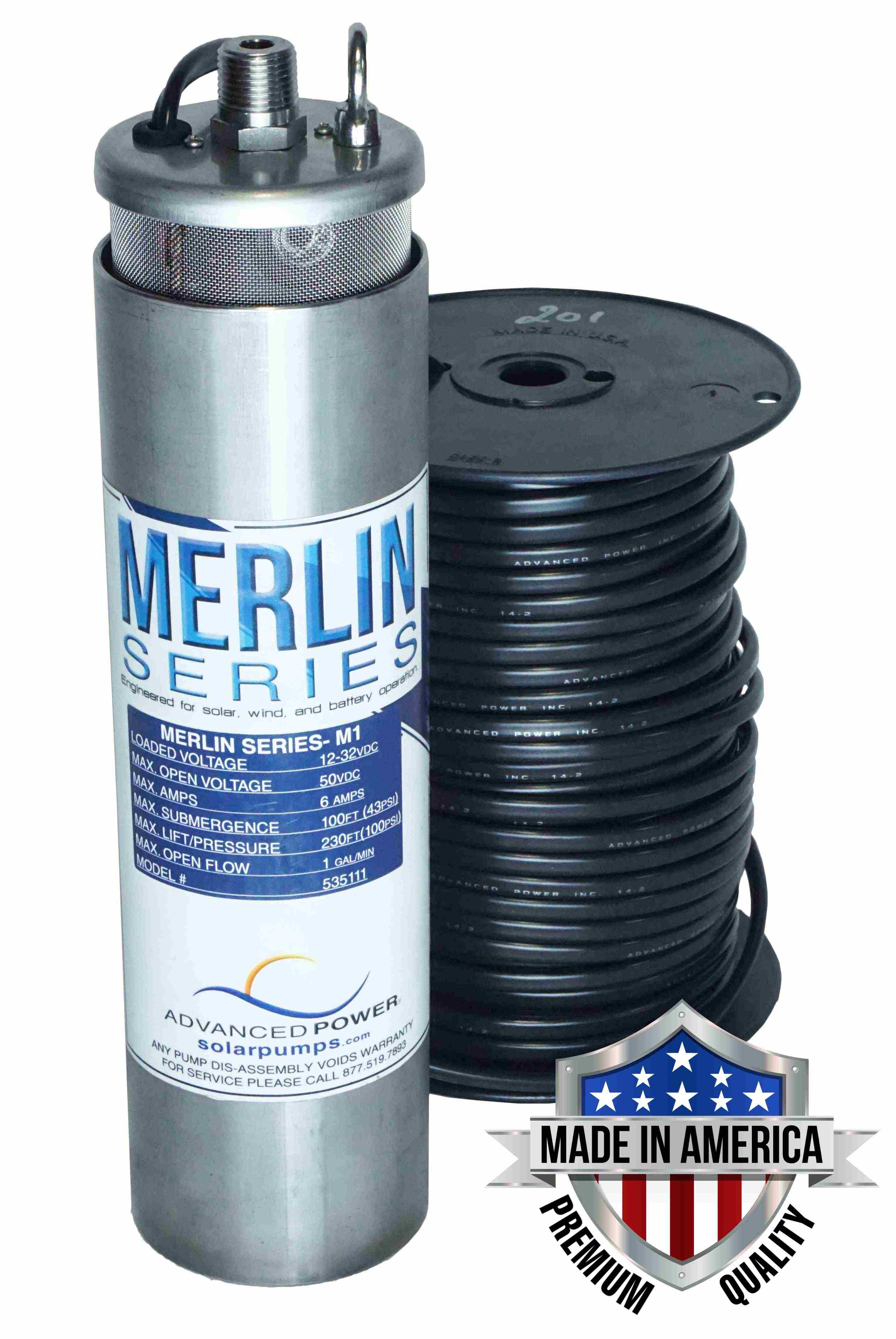 Merlin Series M1