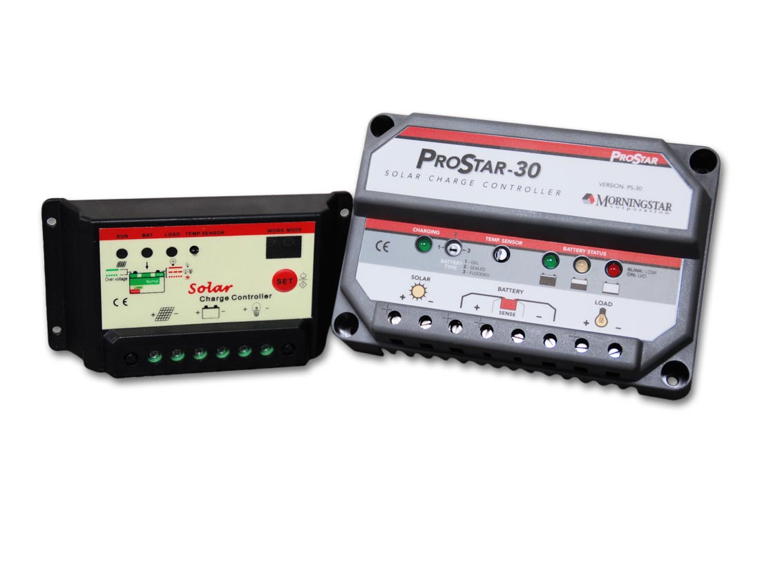 Solar Charge Controller PS30