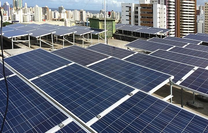 7.5HP Municipal Solar System
